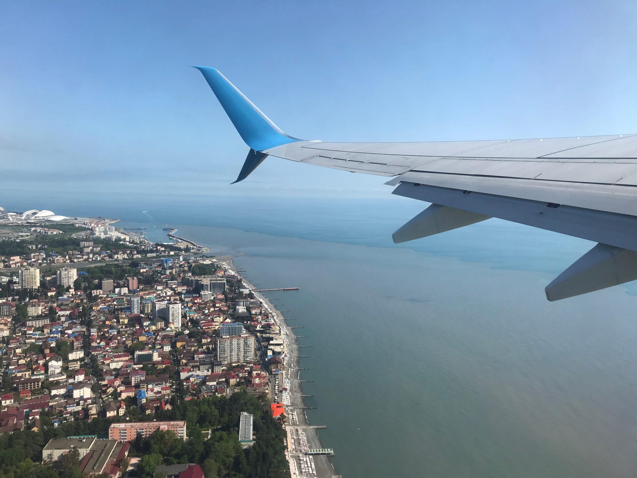Самолет Милга